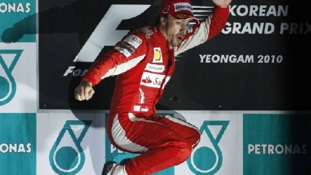 Neuer WM-Leader: Fernando Alonso