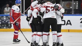 Eishockey-WM 2017 Tag 11 Tschechien - Schweiz