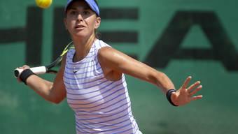 Spielt in diesem Jahr nicht mehr: Belinda Bencic