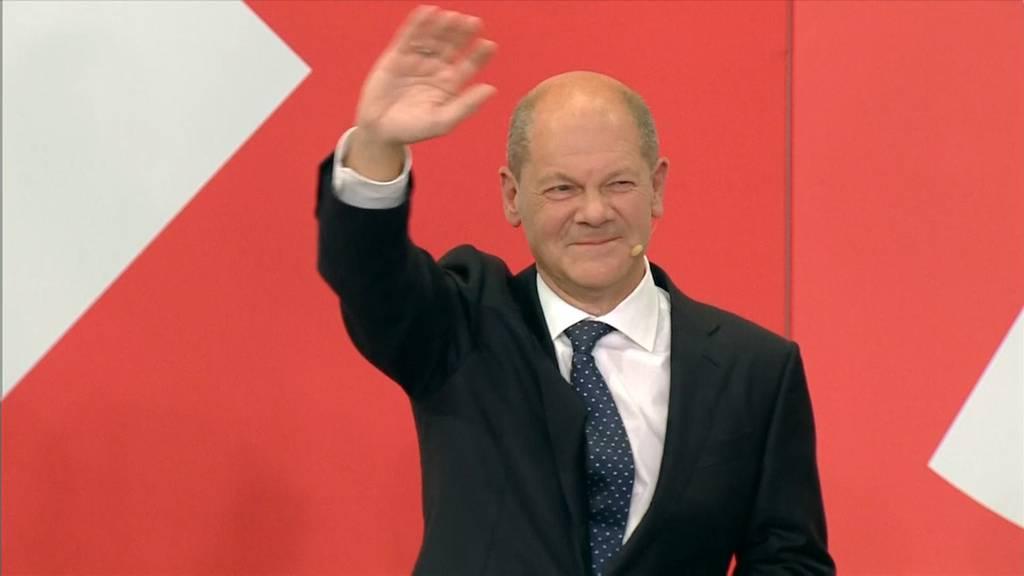 Deutschland hat gewählt: SPD stärkste Kraft – wer Kanzler wird, ist noch unklar