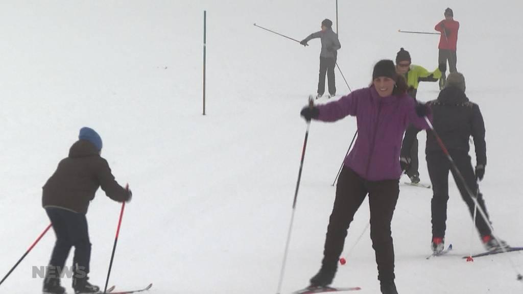 Schneesport-Boom ärgert Landbesitzer im Berner Oberland