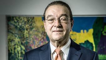 Hat damals anders entschieden - und würde die NAB auch heute behalten: Ex-CS-Chef Oswald Grübel.