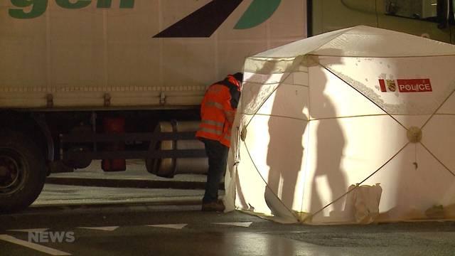 Tragödie in Herzogenbuchsee: 16-Jähriger stirbt bei Zusammenprall mit Lastwagen