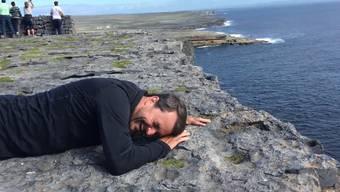 Youtuber Alex: «Mein Dad lässt sich nicht von einer blöden Höhenangst abhalten, über den Abgrund zu schauen – naja, fast»