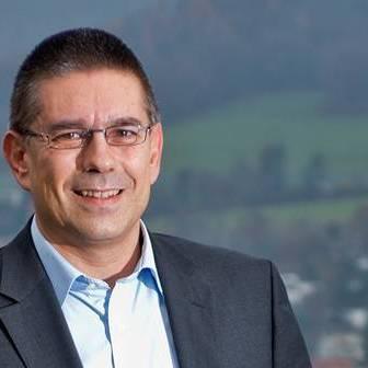Stadtammann-Wahl Baden: Markus Schneider