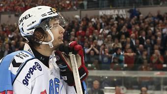 Julien Sprunger weiterhin in den Diensten von Fribourg-Gottéron