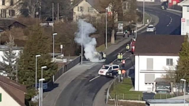 Fahrzeug-Brände