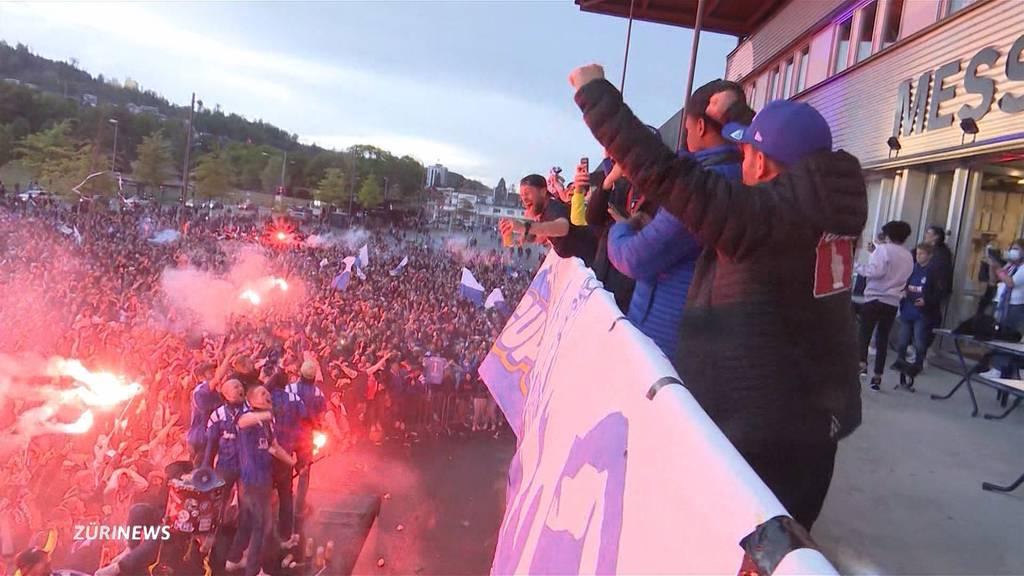 Zehntausende feiern Cup-Sieg des FCL als gäbe es kein Corona: Das sagt ein Epidemiologe dazu
