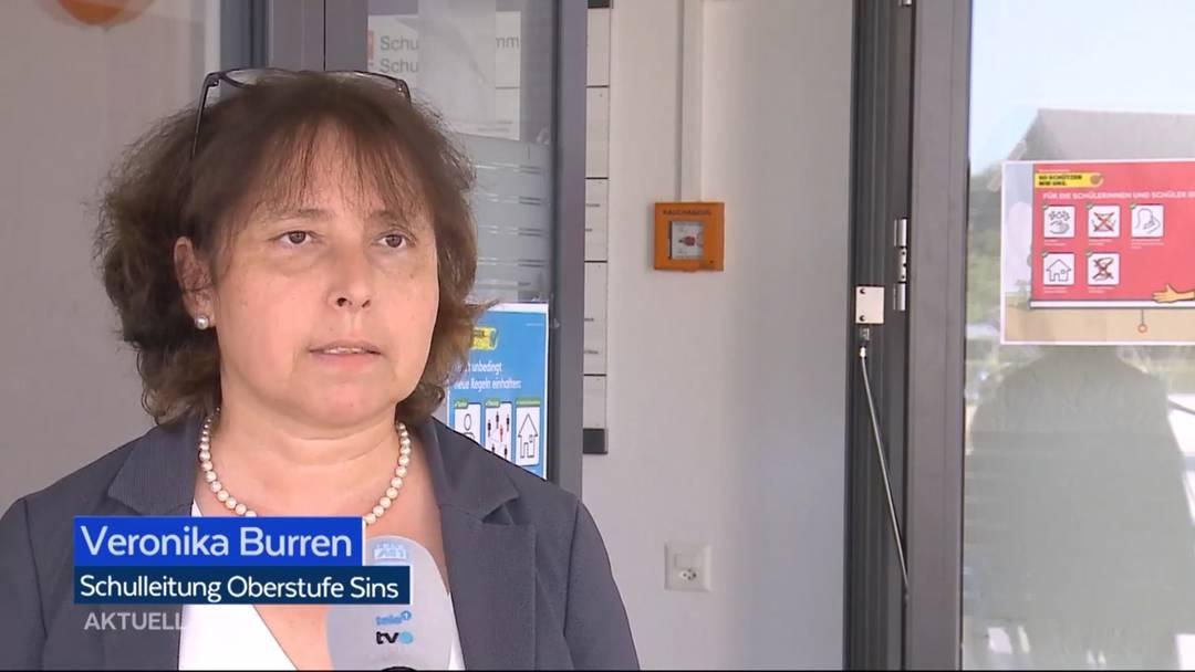 Coronavirus im Klassenlager: 150 Sinser Schüler und 12 Lehrer in Quarantäne