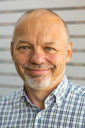 Der neue Weininger Gemeindepräsdient Mario Okle.