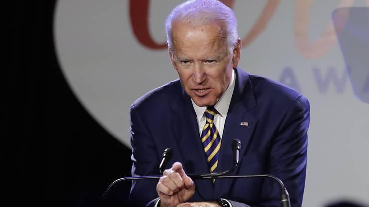 Mit Grossmüttern allein gewinnt man keine Vorwahlen. Seit gestern weiss das Joe Biden.