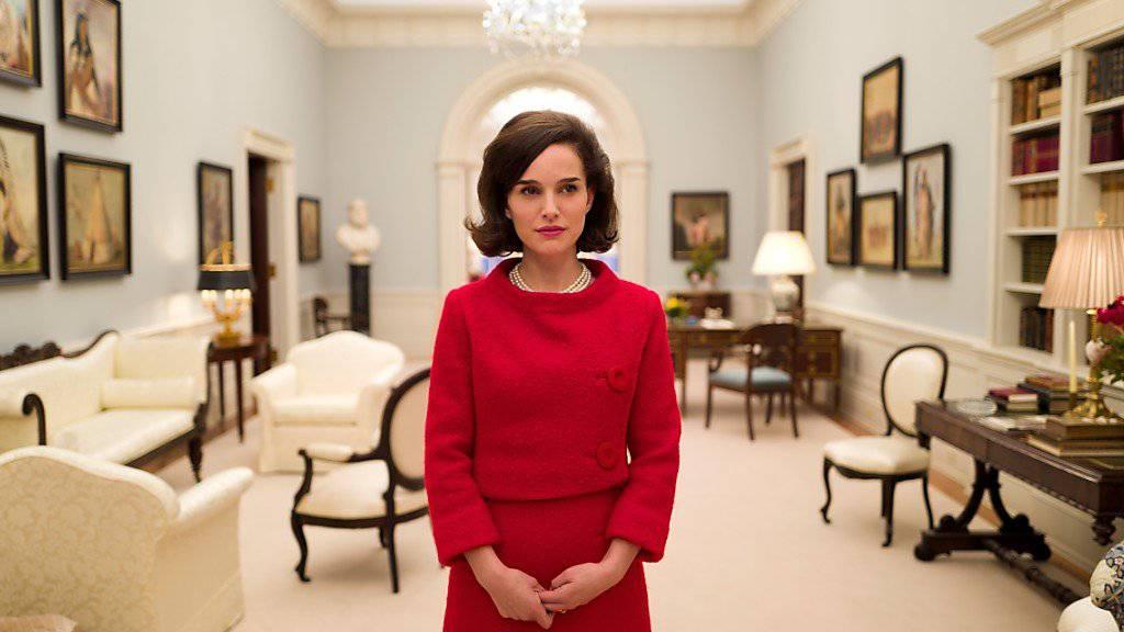 Natalie Portman als Jackie Kennedy