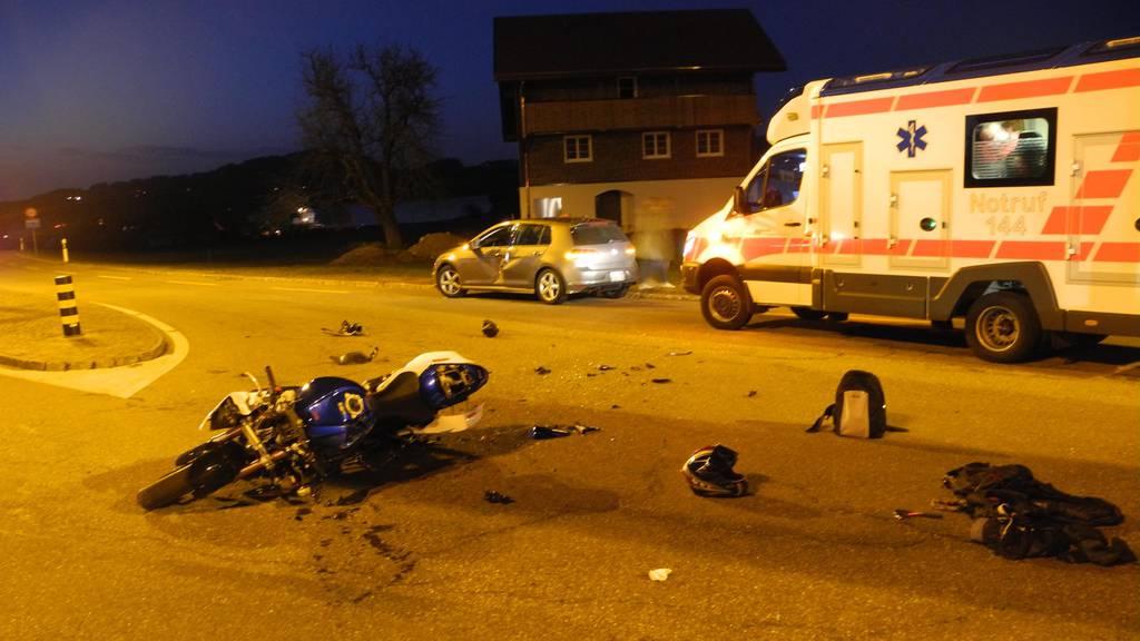 Zwei Unfälle mit Verletzten – Zeugen gesucht