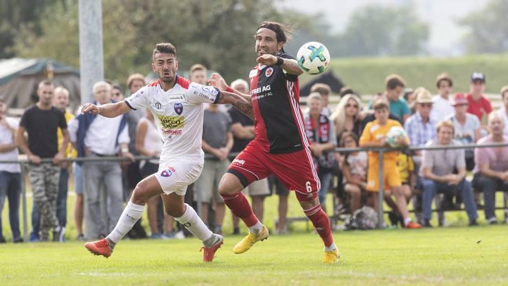 Zweiter Platz für den FC Klingnau: Beim heutigen Reitplatz soll künftig Fussball gespielt werden