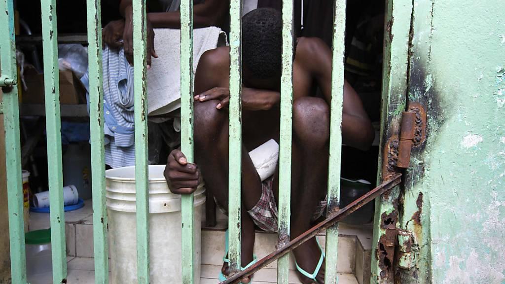 Aktivisten: Gefängnissen in Haiti geht das Essen für Häftlinge aus