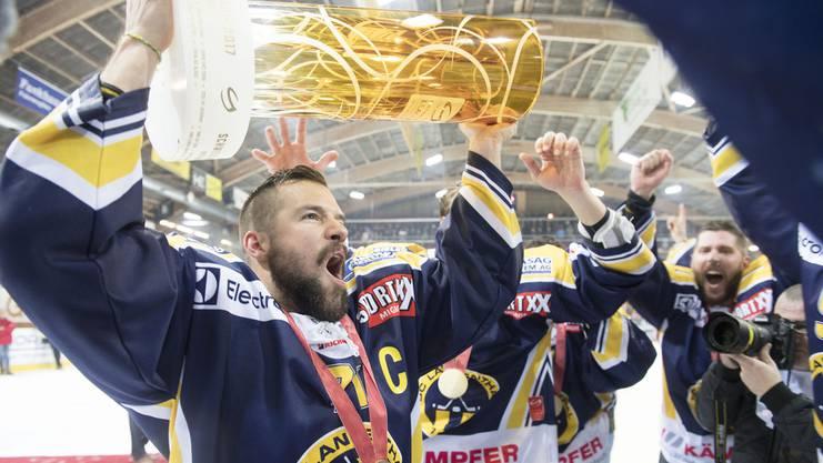 Geht noch mehr für den SC Langenthal und Captain Stefan Tschannen?