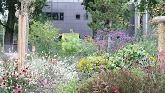 Auf der Gartenvielfalt-Ausstellung  können auf 2500 Quadratkilometer elf verschiedene Gartenräume besucht werden. (Archivbild)