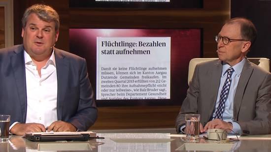 Die Sendung Giacobbo/Müller wird eingestellt
