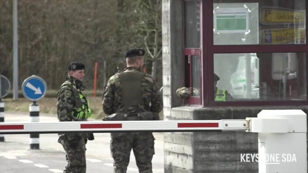 Thumb for ‹Kein Reiseverbot für Soldaten trotz Corona-Infektion in der Armee›
