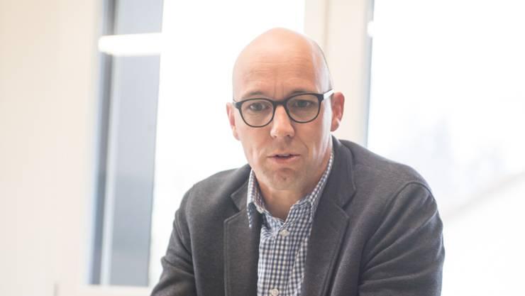 Stefan Müller-Altermatt wird jetzt zum Unterschriftensammler.
