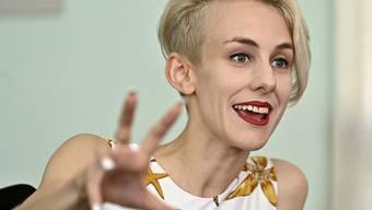 Die österreichische Kabarettistin Lisa Eckhart hat Vorwürfe, sie bediene sich antisemitischer und rassistischer Klischees, deutlich zurückgewiesen. Foto: Hans Punz/APA/dpa