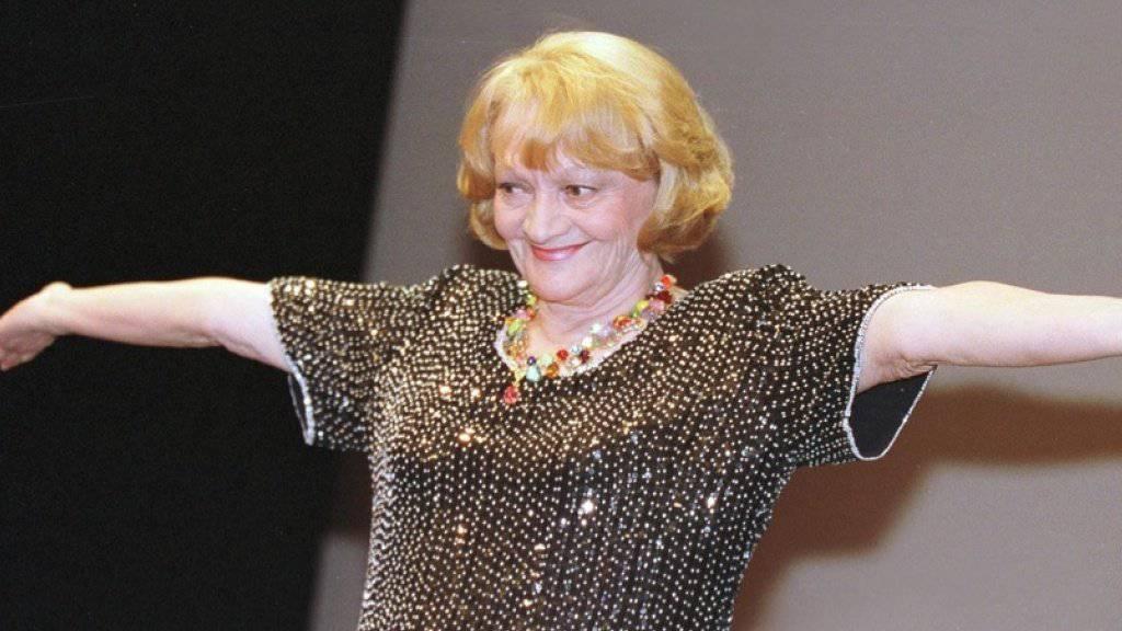 Schauspielerin Ines Torelli im Alter von 88 Jahren gestorben
