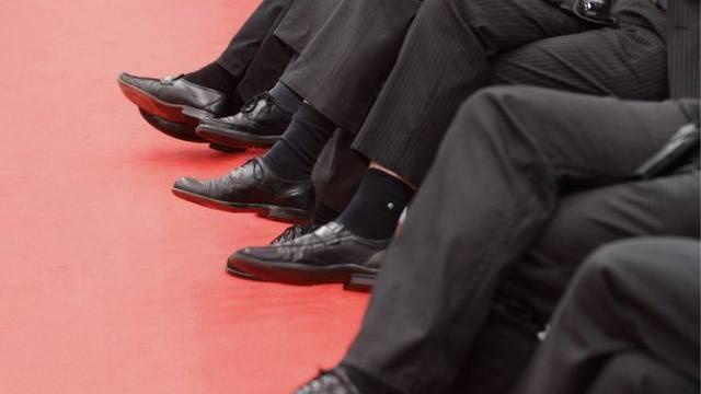 Noch immer überwiegend eine Männerangelegenheit: das Parlament