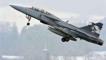 Kommt der Gripen doch noch? Die Schweden wollen mit ihrem Flieger noch einmal an den Start.