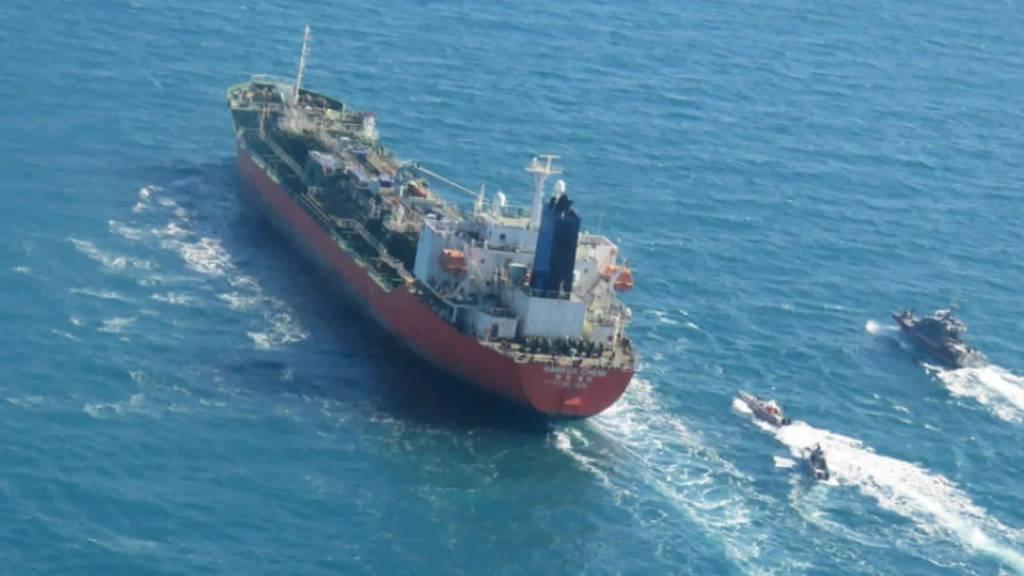Nach Tanker-Festsetzung: Südkorea bestellt Irans Botschafter ein