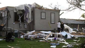 Der Tornado hinterliess in der kanadischen Hauptstadt Ottawa ein Trümmerfeld.
