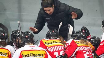 Der Kurs des Schweizer Frauen-Nationalteam Richtung Olympische Spiele 2018 stimmt