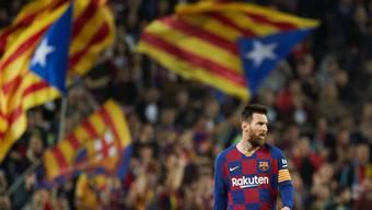 Lionel Messi war einmal mehr eine Klasse für sich