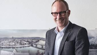Der Basler Tourismusdirektor Daniel Egloff geht davon aus, dass nach der Coronakrise der Geschäftstourismus bald wieder anziehen wird.