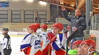 Bruno Hebeisen ist seit bald zwei Jahren Zuchwil-Trainer. Nun kann er mit dem Verein den Aufstieg realisieren.