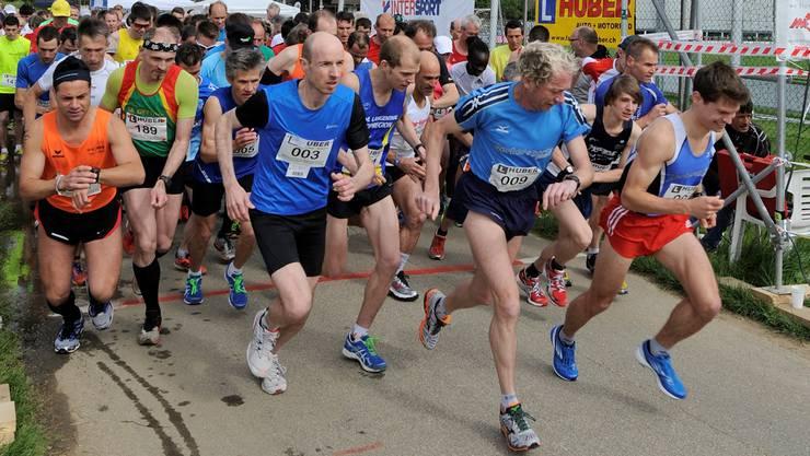 Mit 554 Startenden war der Pfingstlauf auch diesmal ein Erfolg. Mülchi