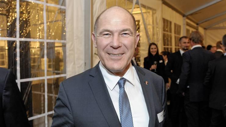 Die Arbeit des Baselbieter Finanzdirektors Anton Lauber ist zurzeit angenehmer als auch schon.