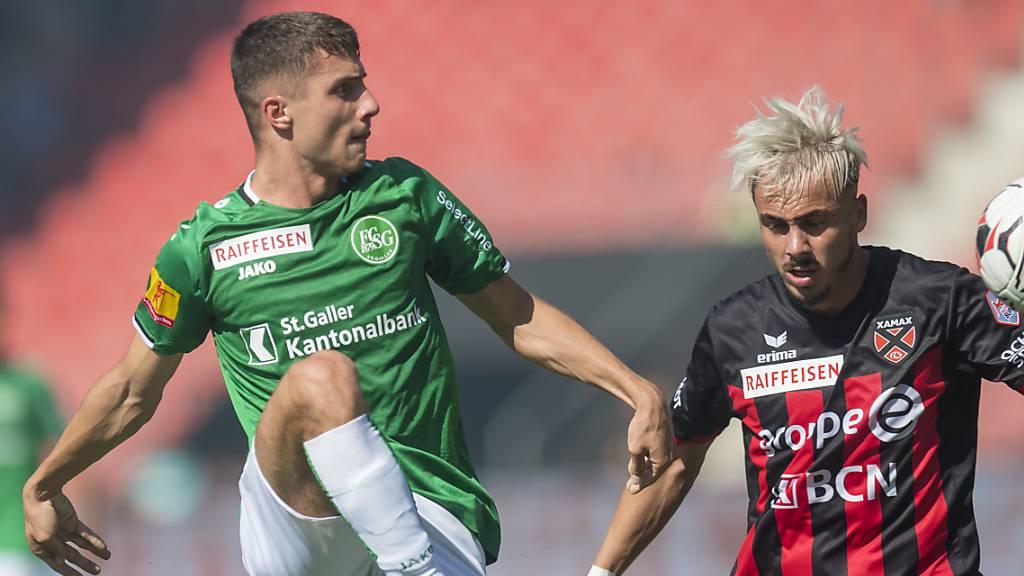 Zeidlers junge Horde gegen Leader FCB