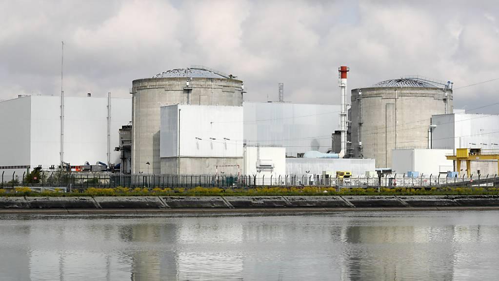 Das AKW Fessenheim, ältestes Atomkraftwerk in Frankreich, wird abgeschaltet. Die Stilllegung der nahe der  Schweizer Grenze gelegenen Anlage beginnt am Samstag. (Archivbild)