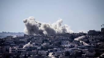 Deutsche Firmen exportierten waffenfähige Chemikalien nach Syrien (Symbolbild)