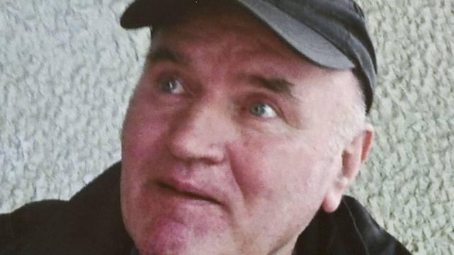 Der mutmassliche Kriegsverbrecher Ratko Mladic