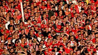 Die Fans von Union Berlin