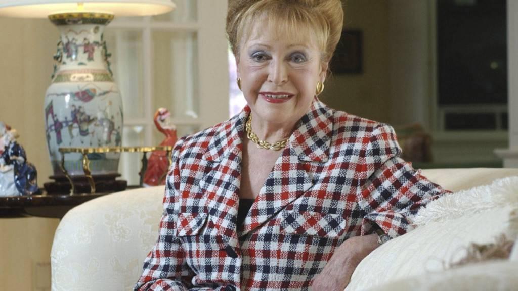 Schriftstellerin Mary Higgins Clark mit 92 Jahren gestorben