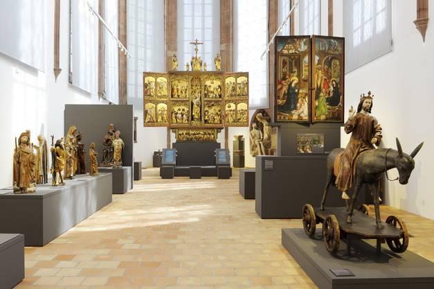 Das Historische Museum Basel zeigt die Glaubenswelt des Mittelalters