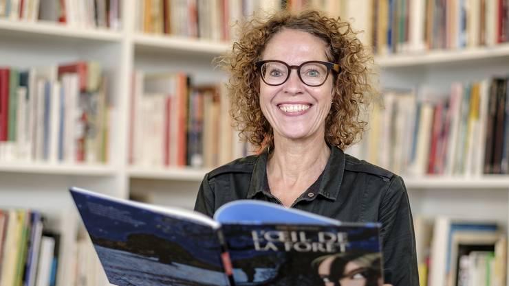 «Es gibt das Cartoonmuseum, das ist schon mal gut»: Leiterin Anette Gehrig.