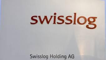 Logo des Logistik-Spezialisten Swisslog (Archiv)