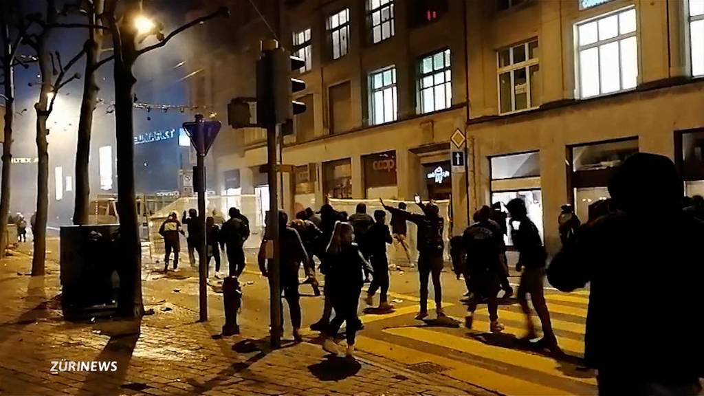 Krawallnacht in St. Gallen: «Es war ein guter Ausgleich»