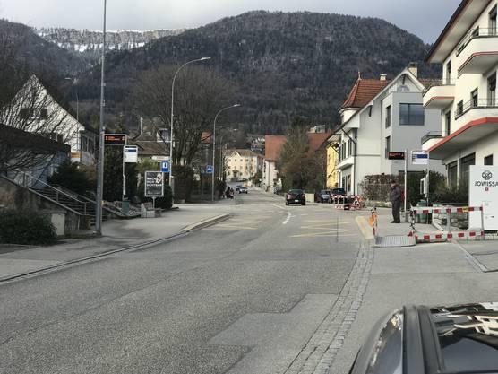 Soll die Dorfstrasse neues Zentrum werden?