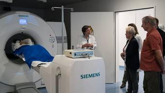 erster Tumortag in Baden