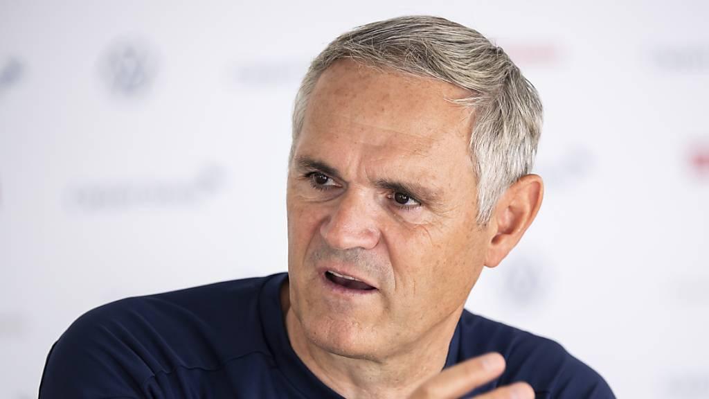 Nationalteamchef spricht nach dem Italien-Debakel
