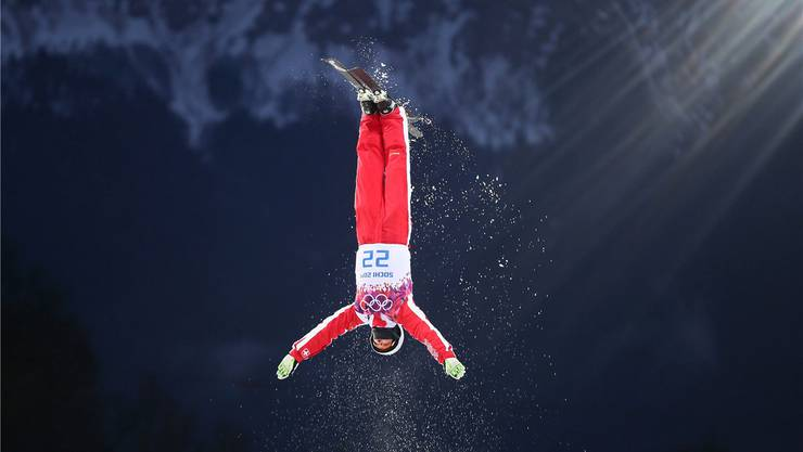 Mischa Gasser ist im vergangenen Jahr an den Olympischen Spielen gestartet.